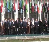 رئيس لبنان الأسبق يطالب بتضافر الجهود لمواجهة التحديات التى تمر بها المنطقة العربية
