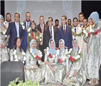 ختام ملتقى طلاب «من أجل مصر» بجامعة قناة السويس