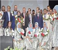 ختام ملتقى طلاب من أجل مصر بجامعة قناة السويس