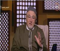 فيديو| رد ناري من خالد الجندي على سلفي تطاول على مصر والأزهر