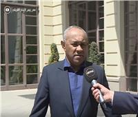 فيديو| رئيس الكاف: مصر وطني الأول.. وأهنئ السيسي برئاسة الاتحاد الإفريقي