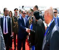 مصر تقود تنمية إفريقيا  روشتة القاهرة لأجندة إفريقيا 2063