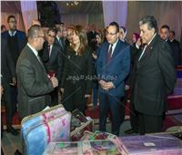 وزيرة التضامن تشهد الاحتفال بـ 30 عام على تأسيس جمعية رجال أعمال الإسكندرية