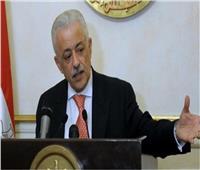 وزير التعليم يوضح حقيقة إقرار التابلت المنتشر على فيسبوك