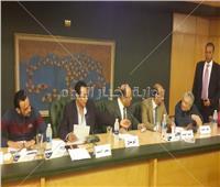 رفعت رشاد يتقدم بأوراق ترشحه لمنصب نقيب الصحفيين