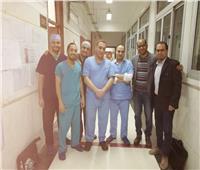 فريق طبى بجامعة أسيوط ينجح في استئصال ورم سرطاني بالكلى