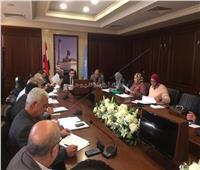 محافظ الإسكندرية يوجه بالإسراع فى تنفيذ اجراءات تقنين أراضي أملاك الدولة