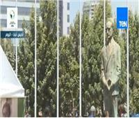 فيديو| «السيسي» وقادة إفريقيا يدشنون تمثال الإمبراطور الإثيوبي «سيلاسي»