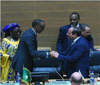 فيديو|الرئيس السيسي يتسلم رئاسة «الاتحاد الأفريقي» لعام 2019
