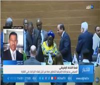 فيديو| «أنور إبراهيم»: تحديات كبيرة تنتظر مصر بعد ترأسها الاتحاد الأفريقي