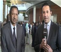 فيديو| مسؤول أممي: مصر والسودان وإثيوبيامحور ارتكاز القارة الإفريقية