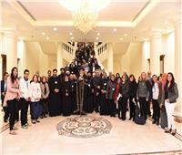 البابا تواضروس يفتتح مؤتمر توثيق «التراث القبطي»