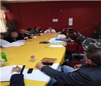 نائب محافظ القاهرة يبحث إقامة مدارس جديدة بالمحافظة
