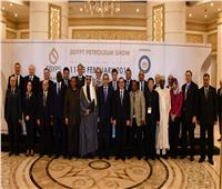 وزير البترول يقدم كشف حساب القطاع في مؤتمر ومعرض «إيجبس ٢٠١٩»