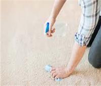 3 طرق سحرية لتنظيف السجاد.. أبرزها كريم الحلاقة