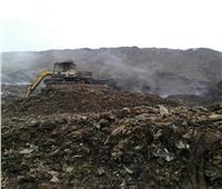إجراءات رادعة  لوزارة البيئة ضد «مقلب عشوائي» بطنطا