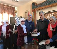 بدء توزيع «تابلت التعليم» على طلاب شمال سيناء