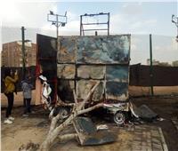 شهامة ضابط تنقذ رواد نادي «المنتزه» بالإسماعيلية من كارثة محققة