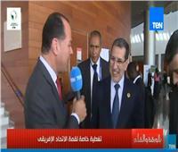 فيديو| رئيس وزراء المغرب: التنمية ضرورة لوحدة إفريقيا