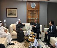 «التجارة الداخلية» تبحث مع «موانئ دبي العالمية» تعزيز استثماراتها في مصر