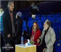 صور| فاروق الفيشاوي ينضم لمسرحية «الملك لير» مع يحيى الفخراني