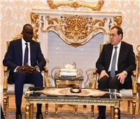 طارق الملا يبحث مع وزير بترول كوت ديفوار التعاون المشترك