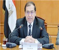 وزير البترول يلتقي بالشركات الايطالية في مصر