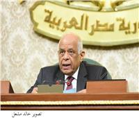 رئيس النواب: جلسة البرلمان لمناقشة مبدأ التعديل الدستوري.. وليست للصياغة