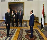 الرئيس السيسي يشهد أداء يمين «عاصم الجزار» وزيرا للإسكان