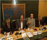 «خالد ميري» يتقدم بأوراق ترشحه لانتخابات الصحفيين «فوق السن»