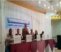 اختتام المرحلة الأولى من الحملة القومية للتوعية بالمحليات