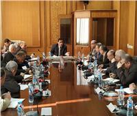 رئيس «السكة الحديد» يشدد على تحسين مستوى الخدمة ومتابعة مشروعات التطوير