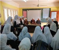 صور| قوافل «البحوث الإسلامية» تواصل انتشارها في مراكز أسيوط