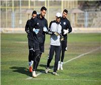 18 لاعبًا في معسكر المقاصة استعدادًا لمواجهة المصري
