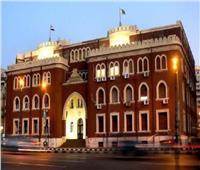 القنصل اللبناني يشيد بدور جامعة الإسكندرية في خدمة بلاده