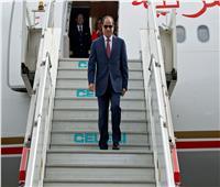 الرئيس السيسي يصل إلى ألمانيا للمشاركة في مؤتمر ميونخ للأمن