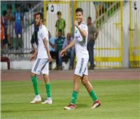 المصري يفوز بثنائية نظيفة على المقاصة