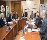 وزيرة التضامن تعقد اجتماعًا مع لجنة تعديل قانون الجمعيات الأهلية