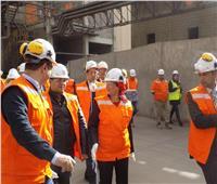 وزيرة البيئة تتفقد المنشآت الصناعية بجنوب القاهرة