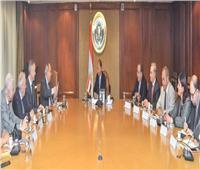 وزير التجارة والصناعة يبحث مع سفير كازاخستان سبل تعزيز التعاون الثنائي