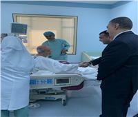 القوي العاملة تتابع أحوال المصريين المرضى في الرياض