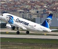 مصر للطيران تنقل 13 الف معتمر فلسطيني على 56 رحلة