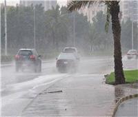 الأرصاد: استمرار نشاط الرياح وسقوط الأمطار حتى غد