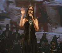 صور| هبة طوجي تُشعل حفلها بالقاهرة بحضور الديفا وعائشة بن أحمد