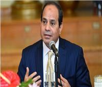ميركل لـ«السيسي»: مصر ركيزة أساسية للاستقرار بالشرق الأوسط وأفريقيا