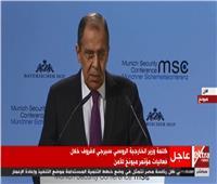 وزير خارجية روسيا: استمرار التعاون القطبي بين دول الشرق والغرب