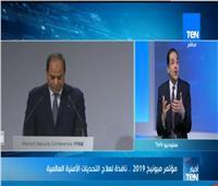 فيديو| البرديسي: مصر صخرة صلبة تتحطم عليها المخططات التآمرية