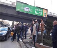 صور| بلاغ سلبي يثير ذعر المواطنين في المريوطية.. والمفرقعات: شنطة حريمي