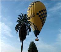 26 رحلة بالون طائر تنطلق بسماء الأقصر تقل620 سائحاَ