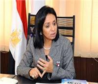 مايا مرسي: نقل التجربة المصرية لتمكين المرأة إلى زامبيا